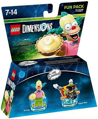 Einfach und sicher online bestellen: LEGO Dimensions Fun Pack Krusty in Österreich kaufen.