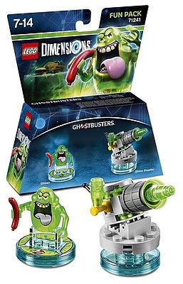Einfach und sicher online bestellen: LEGO Dimensions Fun Pack Slimer in Österreich kaufen.
