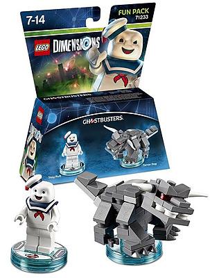 Einfach und sicher online bestellen: LEGO Dimensions Fun Pack Stay Puft in Österreich kaufen.