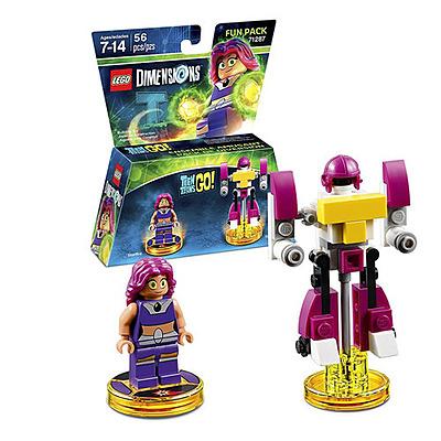 Einfach und sicher online bestellen: LEGO Dimensions Fun Pack Teen Titans in Österreich kaufen.