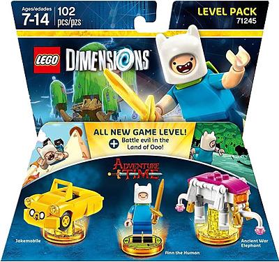 Einfach und sicher online bestellen: LEGO Dimensions Level Pack Adventure Time in Österreich kaufen.