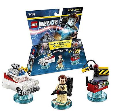 Einfach und sicher online bestellen: LEGO Dimensions Level Pack Ghostbusters in Österreich kaufen.