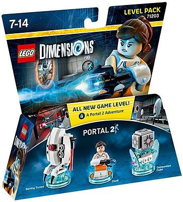 Einfach und sicher online bestellen: LEGO Dimensions Level Pack Portal 2 in Österreich kaufen.