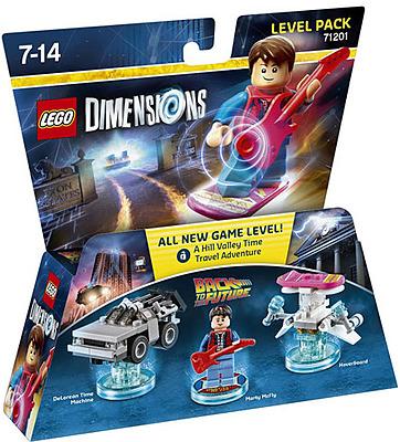 Einfach und sicher online bestellen: LEGO Dimensions Level Pack Zurück in die Zukunft in Österreich kaufen.