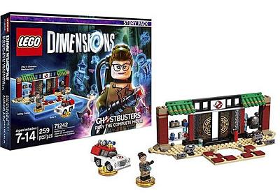 Einfach und sicher online bestellen: LEGO Dimensions Story Pack New Ghostbusters in Österreich kaufen.