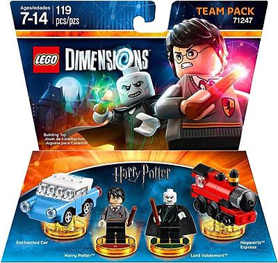 Einfach und sicher online bestellen: LEGO Dimensions Team Pack Harry Potter in Österreich kaufen.