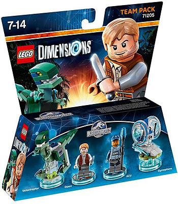 Einfach und sicher online bestellen: LEGO Dimensions Team Pack Jurassic World in Österreich kaufen.