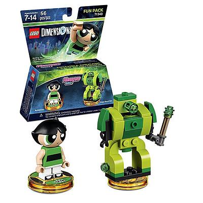 Einfach und sicher online bestellen: LEGO Dimensions Team Pack Powerpuff Girl in Österreich kaufen.