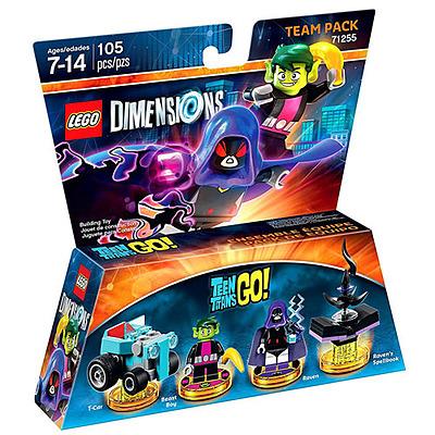 Einfach und sicher online bestellen: LEGO Dimensions Team Pack Teen Titans in Österreich kaufen.