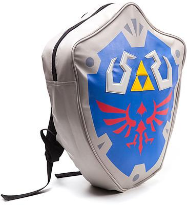 Einfach und sicher online bestellen: The Legend of Zelda Rucksack Shield in Österreich kaufen.