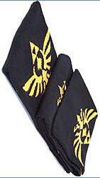 Einfach und sicher online bestellen: The Legend of Zelda Schal Logos in Österreich kaufen.