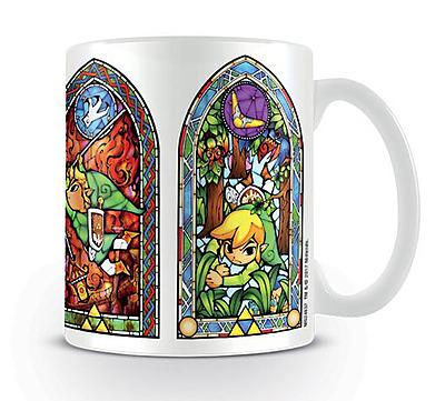 Einfach und sicher online bestellen: The Legend of Zelda Tasse Stained Glass in Österreich kaufen.