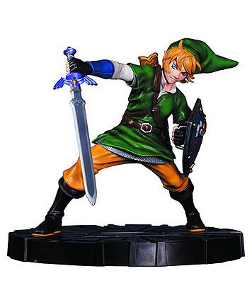 Einfach und sicher online bestellen: The Legend of Zelda Skyward Sword Statue Link in Österreich kaufen.