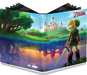 Einfach und sicher online bestellen: Legend of Zelda TCG Binder 9-Pocket in Österreich kaufen.