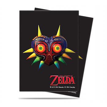 Einfach und sicher online bestellen: Legend of Zelda TCG Sleeves Majora's Mask in Österreich kaufen.