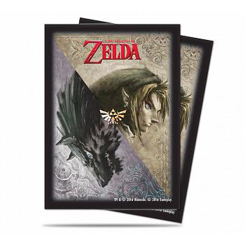 Einfach und sicher online bestellen: Legend of Zelda TCG Sleeves Twilight Princess in Österreich kaufen.