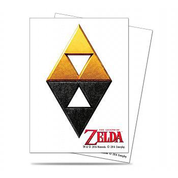 Einfach und sicher online bestellen: Legend of Zelda TCG Sleeves Tri-Force in Österreich kaufen.