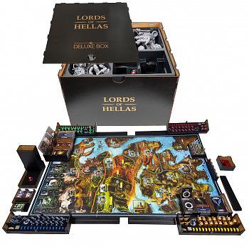 Einfach und sicher online bestellen: Lords of Hellas Organizer Deluxe Box in Österreich kaufen.