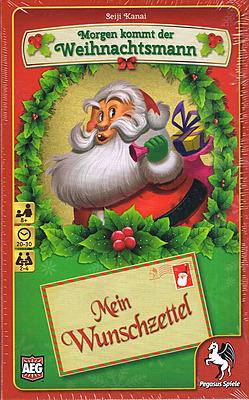 Einfach und sicher online bestellen: Morgen kommt der Weihnachtsmann: Mein Wunschzettel in Österreich kaufen.