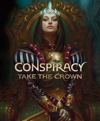 Einfach und sicher online bestellen: Magic the Gathering Conspiracy: Take the Crown in Österreich kaufen.