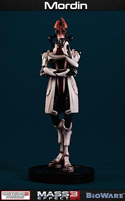 Einfach und sicher online bestellen: Mass Effect 3 Actionfigur Mordin 1/4 in Österreich kaufen.