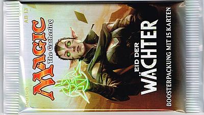 Einfach und sicher online bestellen: Magic the Gathering Eid der Wächter Booster in Österreich kaufen.