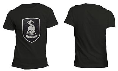 Einfach und sicher online bestellen: Mafia 3 T-Shirt 223rd Infantry Black XL in Österreich kaufen.
