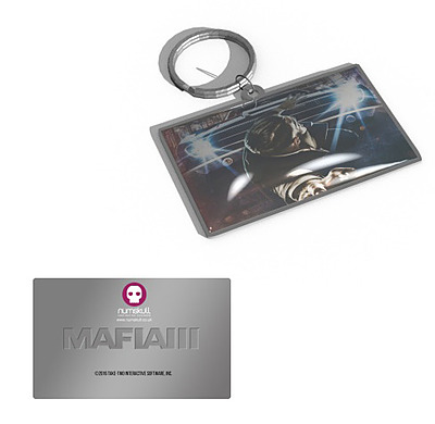 Einfach und sicher online bestellen: Mafia 3 Schlüsselanhänger Headlights in Österreich kaufen.