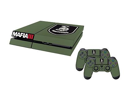 Einfach und sicher online bestellen: Mafia 3 PS4 Skin 223rd Infantry in Österreich kaufen.