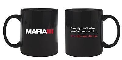 Einfach und sicher online bestellen: Mafia 3 Tasse Logo in Österreich kaufen.