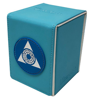 Einfach und sicher online bestellen: Magic the Gathering Flip Box Azorius in Österreich kaufen.