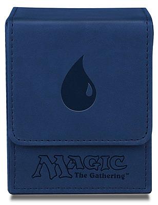 Einfach und sicher online bestellen: Magic the Gathering Flip Box Mana Blau in Österreich kaufen.