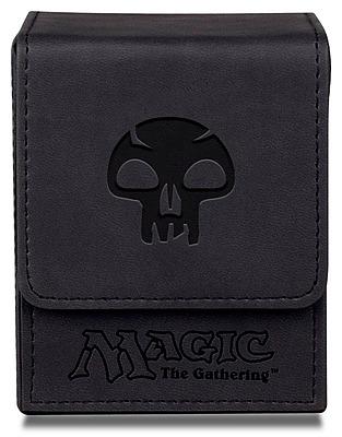 Einfach und sicher online bestellen: Magic the Gathering Flip Box Mana Schwarz in Österreich kaufen.