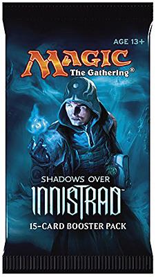 Einfach und sicher online bestellen: Magic the Gathering Shadows over Innistrad Booster in Österreich kaufen.
