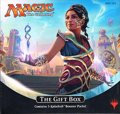 Einfach und sicher online bestellen: Magic the Gathering Kaladesh Gift Set in Österreich kaufen.