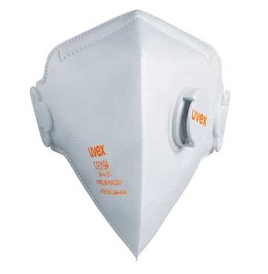 Einfach und sicher online bestellen: UVEX Silv-Air classic 3210 FFP2 Atemschutzmaske in Österreich kaufen.