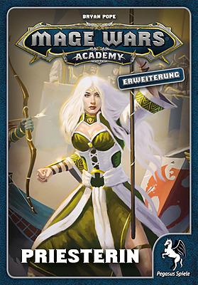 Einfach und sicher online bestellen: Mage Wars Academy: Priesterin in Österreich kaufen.