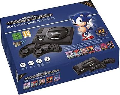 Einfach und sicher online bestellen: SEGA Mega Drive Flashback 2 HD 2019er Version in Österreich kaufen.