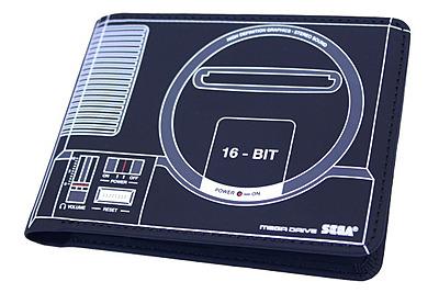 Einfach und sicher online bestellen: Mega Drive Geldbörse in Österreich kaufen.