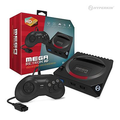 Einfach und sicher online bestellen: Mega Drive Retron HD in Österreich kaufen.