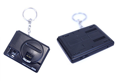Einfach und sicher online bestellen: Mega Drive Schlüsselanhänger in Österreich kaufen.