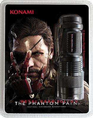 Einfach und sicher online bestellen: Metal Gear Solid 5 Taschenlampe in Österreich kaufen.