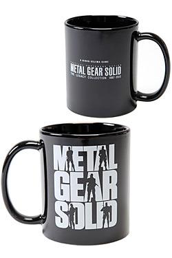 Einfach und sicher online bestellen: Metal Gear Solid Tasse Logo in Österreich kaufen.