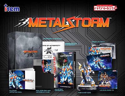Einfach und sicher online bestellen: Metal Storm Collectors in Österreich kaufen.