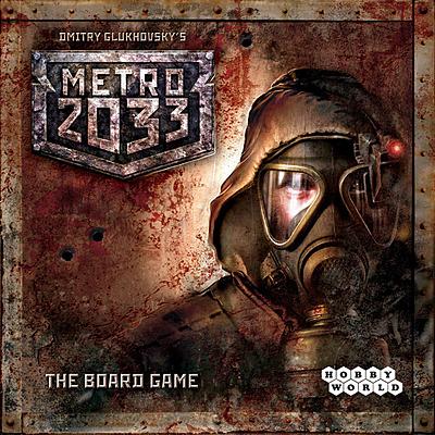 Einfach und sicher online bestellen: Metro 2033 - The Board Game (Englisch) in Österreich kaufen.