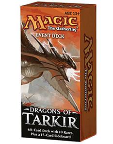 Einfach und sicher online bestellen: Magic: The Gathering Dragons of Tarkir Event Deck in Österreich kaufen.