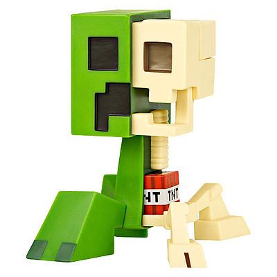 Einfach und sicher online bestellen: Minecraft Deluxe Vinyl Figur Creeper Anatomy 20 cm in Österreich kaufen.