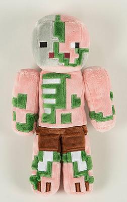 Einfach und sicher online bestellen: Minecraft Plüschfigur Pigman in Österreich kaufen.