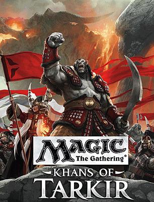 Einfach und sicher online bestellen: Magic the Gathering Khane von Tarkir Booster in Österreich kaufen.