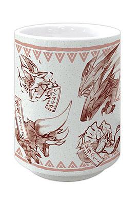 Einfach und sicher online bestellen: Monster Hunter Double Cross Japanischer Teebecher in Österreich kaufen.